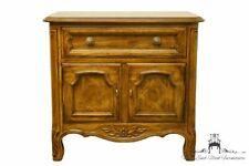 "DREXEL HERITAGE Cabernet II Collection Walnut Italian Provincial 26"" Cabinet ..."