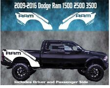 2009-2016 Dodge Ram Splash Vinyl Decal Graphic Truck Bed Stripes 1500 2500 3500