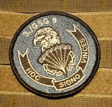 Abzeichen BGS Bundespolizei BPOL oder umgangssprachlich 3./GSG 9 Baghdad 2003