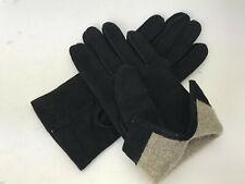Velour Damen Handschuhe Ziegenleder Cashmere gefüttert leather ladies gloves