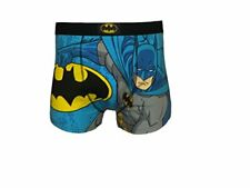 Men's Gent's Batman Boxer Shorts Twin Pack Novelty Pack Of 2 Gift for Him