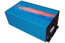 Convertisseur pur sinus 12V/220V 4000W avec chargeur