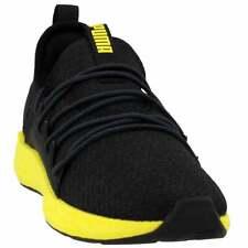 Puma Nrgy Neko Knit Junior Sneakers Casual    - Black - Boys