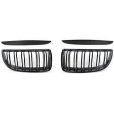 Auto Kidney Grille Gloss Black Double Slat for BMW E90 E91 05-08 Style