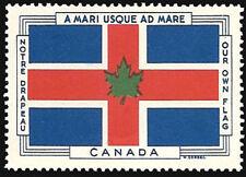 Maple Leaf Flag  -  Quebec proposed flag