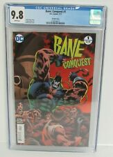 Bane: Conquest #1 (2017) Kelley Jones Variant Cover CGC 9.8 A083