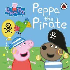 Peppa Pig MEDIUM George The Pirate Children/'s Blue Waterproof Rain Poncho