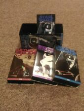Star Wars Trilogy Original VHS Film 3-Tape Set EUC