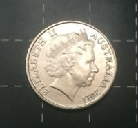 2011 AUSTRALIAN 5 CENT COIN
