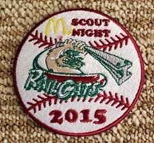 2015 Gary Southshore Railcats Baseball Scout Night Patch - Mint - Indiana