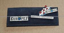 CHRISTOPHE DECHAVANNE - PINS EUROPE 1 - COLLECTOR ANNÉE 80 - INTROUVABLE