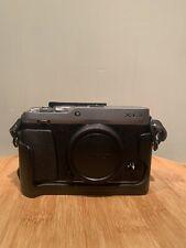 Fujifilm X-e3 Mirrorless Camera X Mount  Included Extras