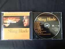 Sling Blade. Film Soundtrack. Compact Disc. 1996. Made In The U.S.