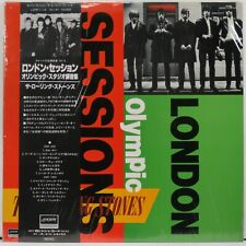 ROLLING STONES - London Olympic Sessions < 1983 Japan-only comp LP MONO > SEALED