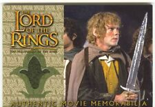 Lord Of The Rings FotR Update Costume Card Merrys Travel Cloak