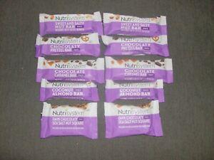 Nutrisystem Snack Bars