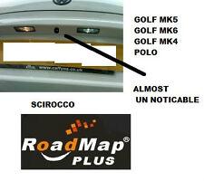vw GOLF MK5 GOLF MK6 GOLF MK4 SCIROCCO POLO Rear reversing camera
