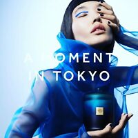 NEW Glasshouse A Moment in TOKYO Soy Candle 380g Smoked Petals Limited Edition