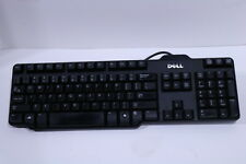 oem genuine dell usb wired standard keyboard  L100 OR SK-8115 or KB522 rt7d50