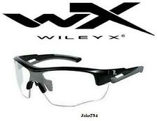 Wiley X Remington Sunglasses Youth Clear Lens Matte Black Frames # RE301