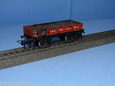 Marklin 364 DB Flat car with Coal load vers. 7