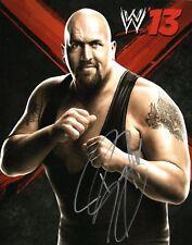 Wwe Wrestling Legend Big Show Signed 8x10 Photo Coa