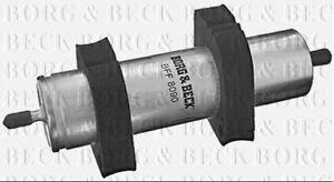 BORG & BECK FUEL FILTER FOR AUDI A6 DIESEL 2.0 140KW