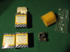 Vintage Lot of 3 Guardian Medium Power Relay 1240-2C-120A