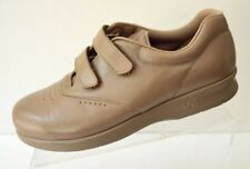 SAS Me Too Womens 9 M Mocha Leather Tripad Comfort Shoes USA