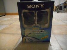 Sony WCS-999 Professional Quality 900MHz Wireless Microphone System