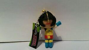 X Men Wolverine Voodoo Doll Keyring Key Chain keyfob charm string wool girls boy
