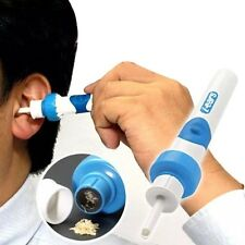 Smart Earwax Removal Soft Spiral Ear Cleaner Earpick Retail Swab Easy Safe Set