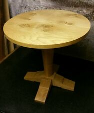 Bespoke Handmade Solid Pippy Oak  Occasional Table / Coffee Table