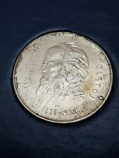 1000 Lire 1978 Rare Silver Excellent Condition Coin San Marino
