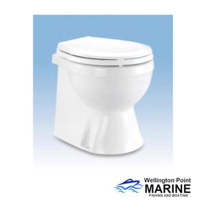 Boat - RV Toilet Luxury Electric Toilet 12V 20 Amp - BLA 139098