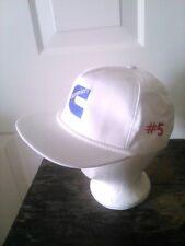 Vtg Cummins C #5 Signature Cummins Racing Trucker Hat Indianapolis 1995
