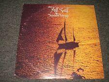 Full Sail~Maiden Voyage~1976 Private Northwest Folk~RARE~Insert~FAST SHIPPING