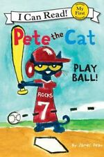My First I Can Read: Play Ball! by James Dean (2013, Hardcover)