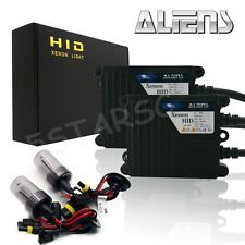 H3 HID Kit Aliens Bulbs & Ballasts Xenon Bulbs Slim Ballasts All Color 3000k YL