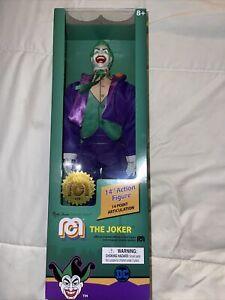 Mego Dc Comics Wave 5 New 52 Joker 14 inch Figure #678