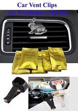 Étain Lapin Assainisseurs D'Air Vent voiture clip Kit Décoration codeA 17