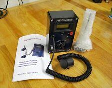 Industrial Fiber Optics Digital Photomet HeNe Power Meter - NEW
