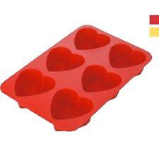+ Vaschetta Formine ghiaccio a forma di cuore regalo san valentino love ti amo