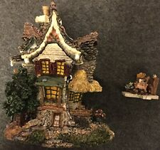 Boyds Bears Village Grenville & Beatrice's Homestead Style #19019