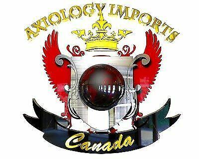 Axiology Imports / Canada LogiX