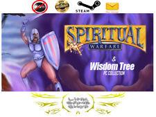 Spiritual Warfare & Wisdom Tree Collection PC Digital STEAM KEY - Region Free