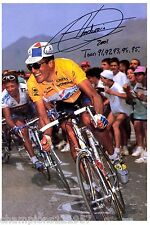 Miguel Indurain ++Autogramm++Tour de France Sieger++