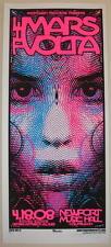 2008 The Mars Volta - Columbus Silkscreen Concert Poster S/N by Mike Martin