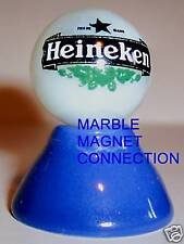 HEINNEKEN BEER & ALE LOGO COLLECTOR MARBLE