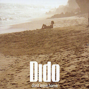 Dido : Dont Leave Home, Pt. 1 CD